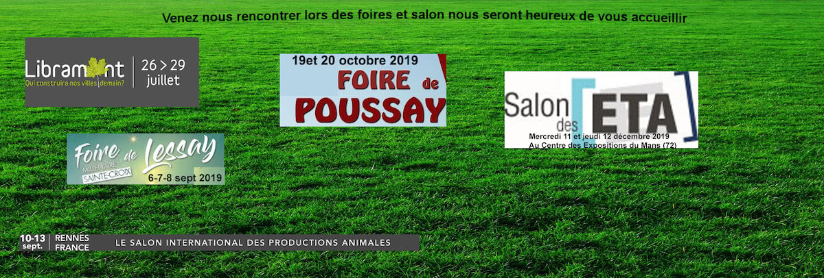 Salon international des productions animales